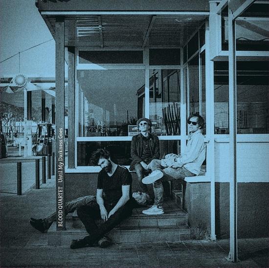 Portada del último disco de Blood Quartet