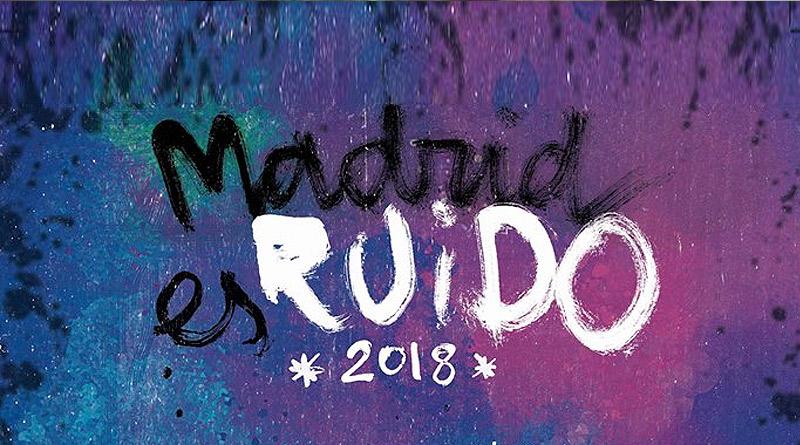 Tercera edición de Madrid es Ruido, festival de shoegaze