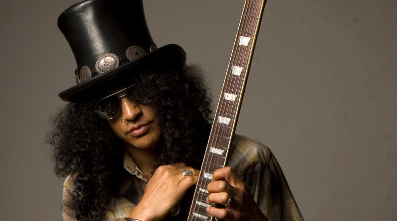 Slash: Su historia en 10 canciones