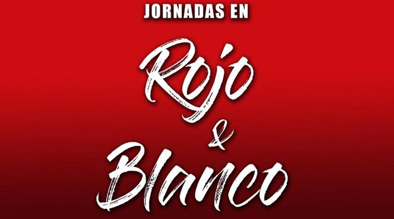 Jornadas en Rojo y Blanco
