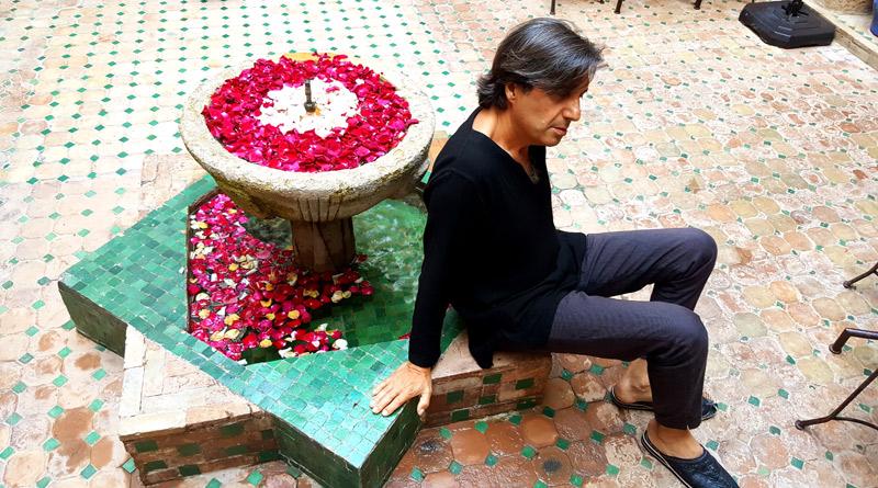 Pedro Burruezo: el trovador de la belleza extraña