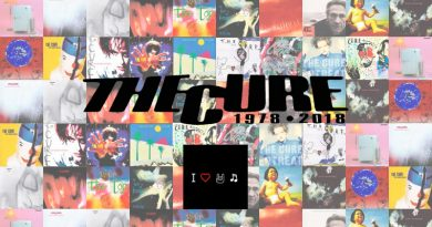 40 aniversario de The Cure