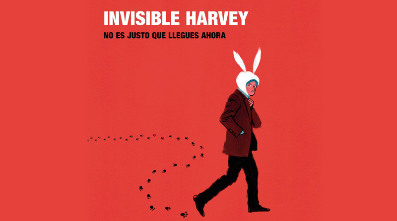 invisible harvey