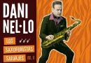 Los Saxofonistas Salvajes de Dani Nel·lo en concierto