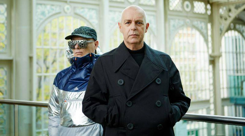 Pet Shop Boys, eternos archienemigos del señoro rockero