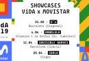 Esta semana llegan los Showcases VIDA x Movistar