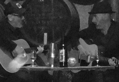 Fernando Alfaro y Antonio Arias (Bodega Los Olivares) Montilla 23/3/19
