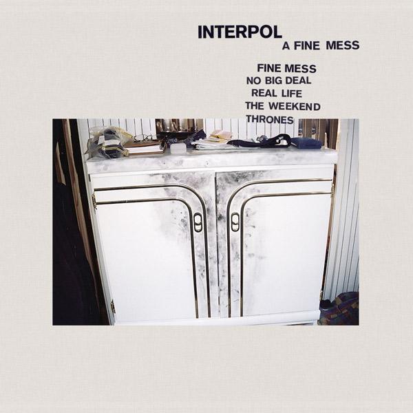 Interpol lanza The Weekend, si nuevo disco de corta duración
