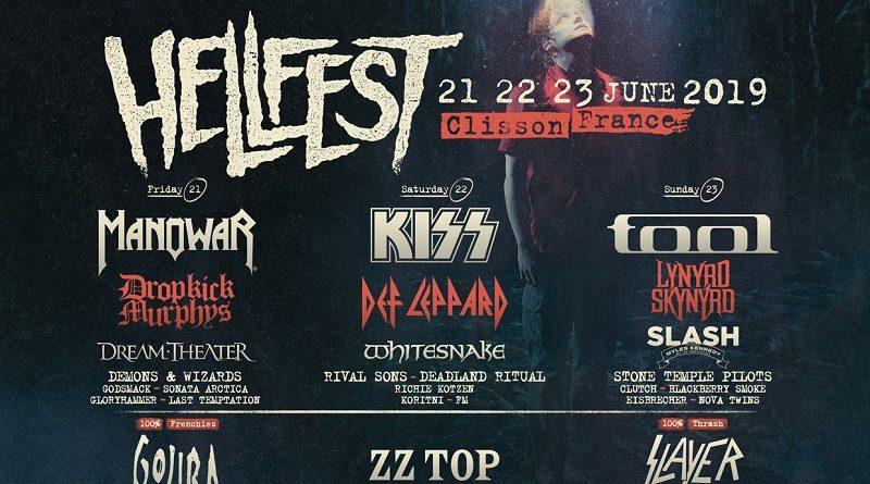 Te contamos todos los detalles de la nueva edición del Hellfest