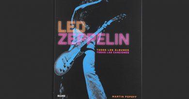 Libro: Led Zeppelin de Martin Popoff (BLUME)