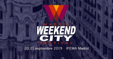 Madrid Weekend City
