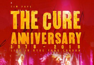Sorteamos 3 entradas dobles para ver The Cure 1978-2018 (Live In Hyde Park)