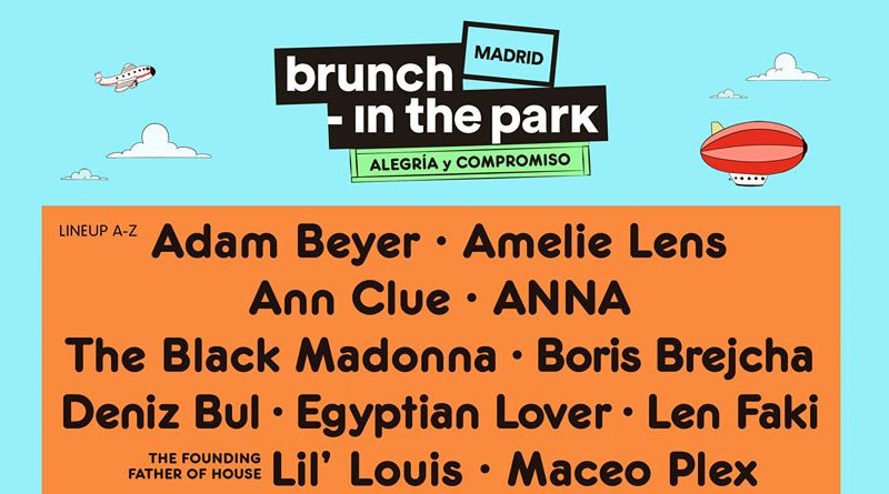 Maceo Plex, Paul Kalkebrenner y Amelie Lens encabezan Brunch In The Park - Muzikalia - Muzikalia