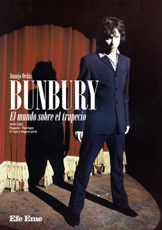 Bunbury Efe Eme 2019 portada