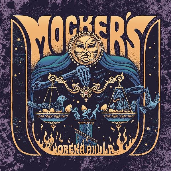 Mocker's portada