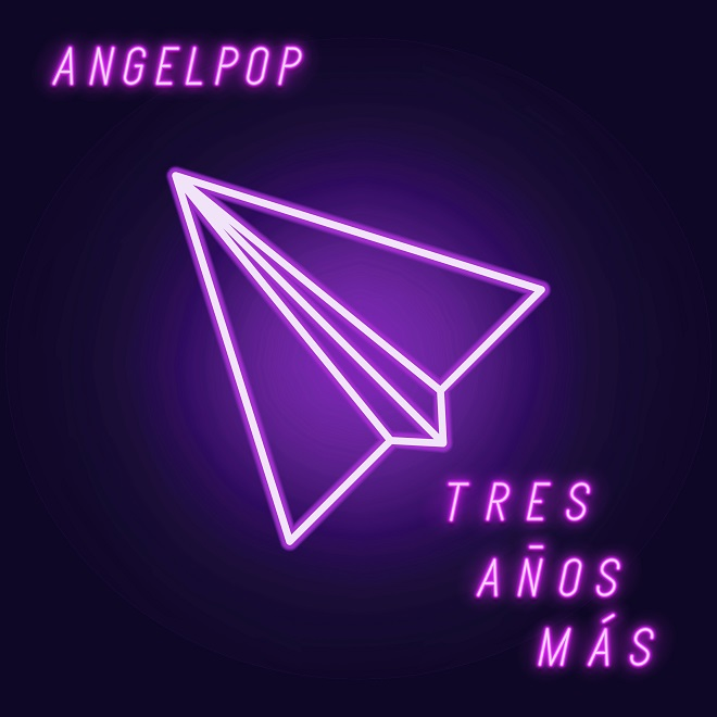 Portada single Angelpop