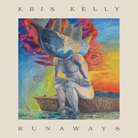 Portada disco Kris Kelly