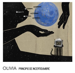 Olivia Principio de Incertidumbre portada