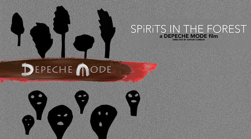 Depeche Mode – Spirits in the forest (Anton Corbjin)