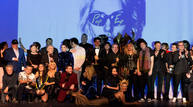 Así fue la entrega de los Premios Pop Eye