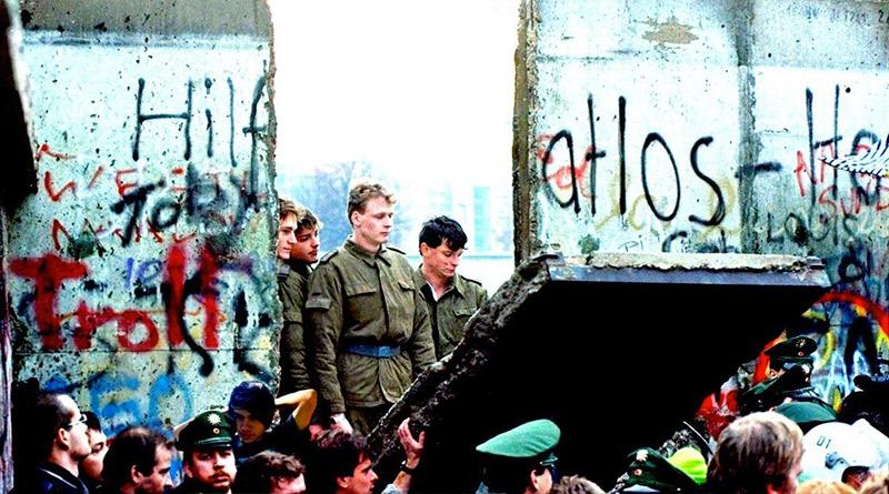 30 años de la caída del Muro: los sonidos de Berlín Este