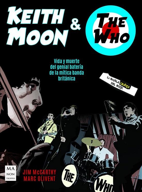 Keith Moon Libro Redbook