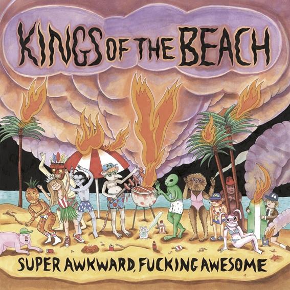 Kings of the Beach portada