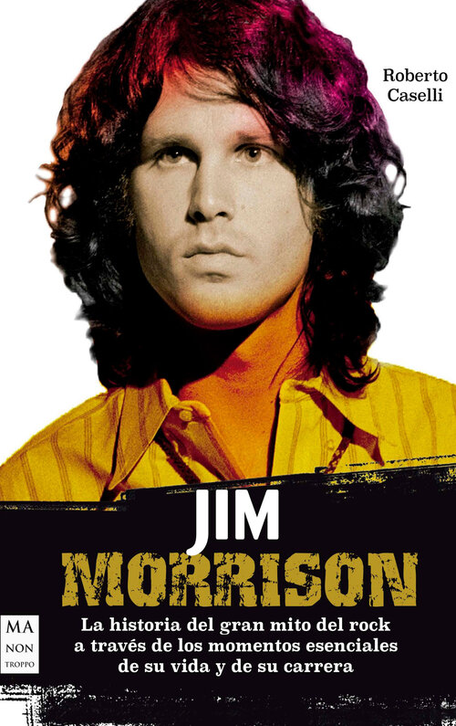 Libro Jim Morrison