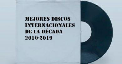 Mejores discos internacionales