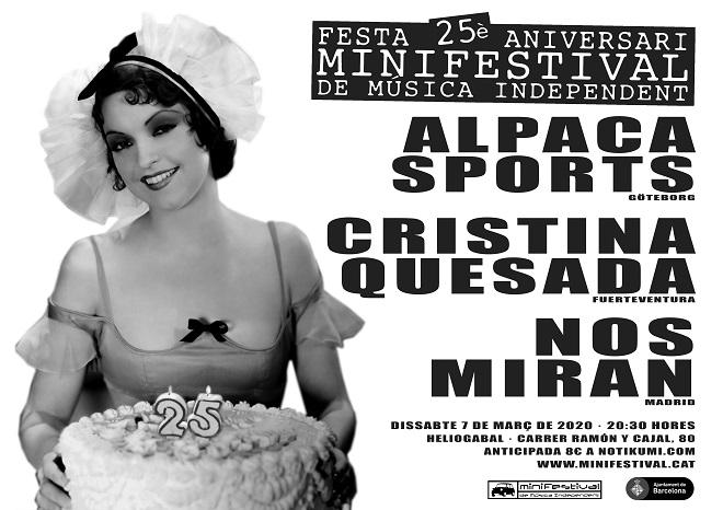 Minifestival fiesta 25
