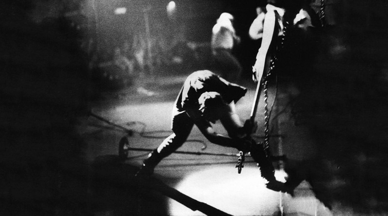 Click 'n Roll, Fotos Icónicas (I): The Clash, reventando el marco