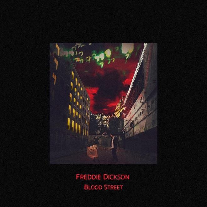 Freddie Dickson portada