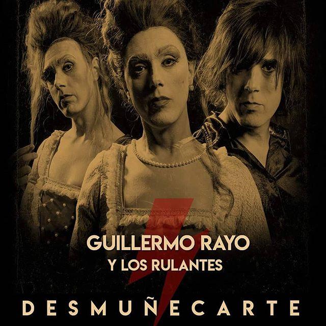 Guillermo Rayo portada