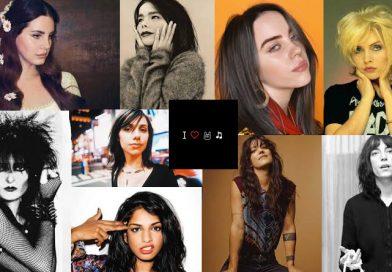 Las mujeres más influyentes de la música alternativa