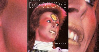 Libro: The Rise of David Bowie, 1972-1973 (Mick Rock)