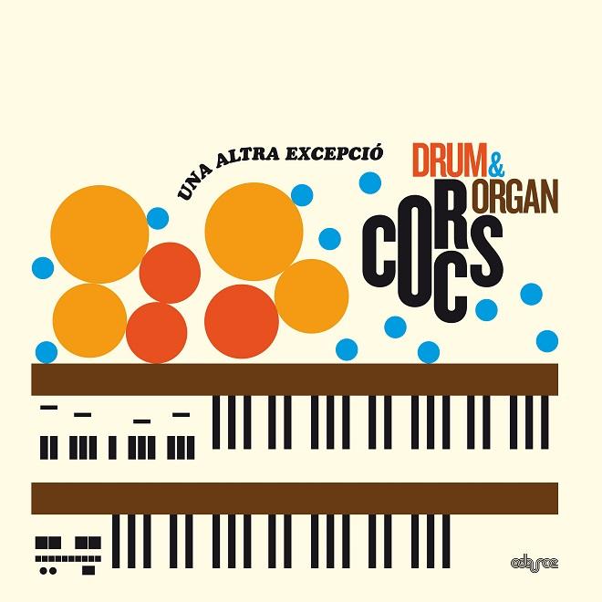 Corcs Drum Organ portada