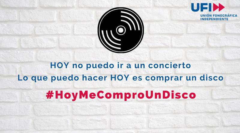 HoyMeComproUnDisco