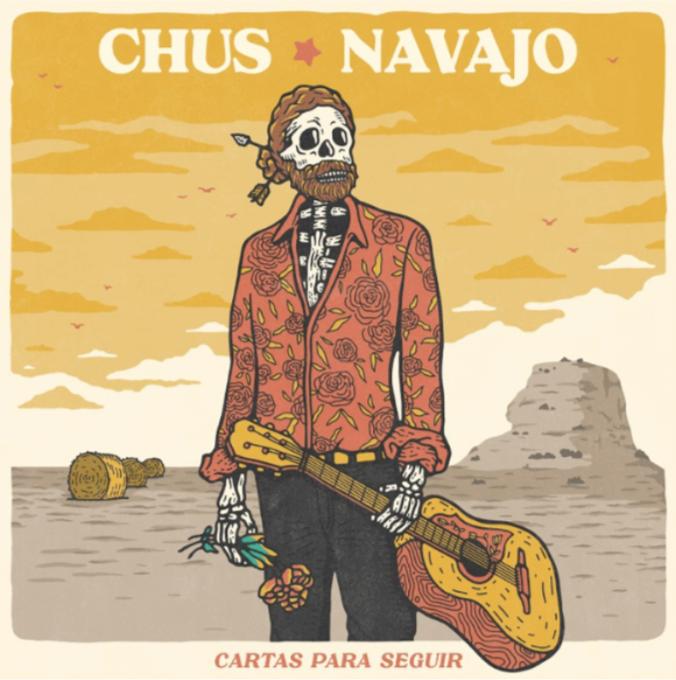Chus Navajo portada