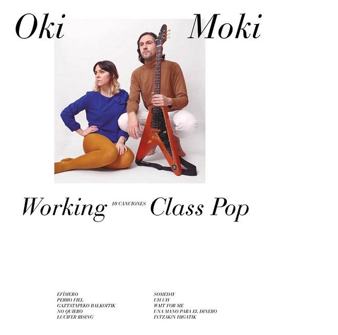 Oki Moki portada