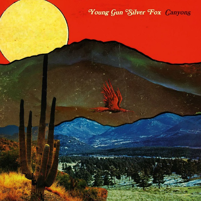 Young Gun Silver Fox portada