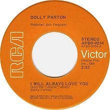 Dolly Parton single