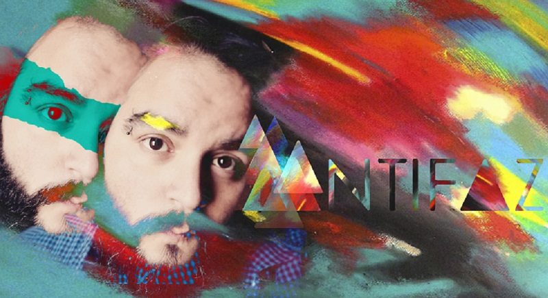 Antifaz header
