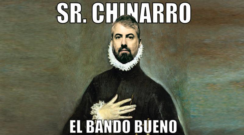 Sr. Chinarro