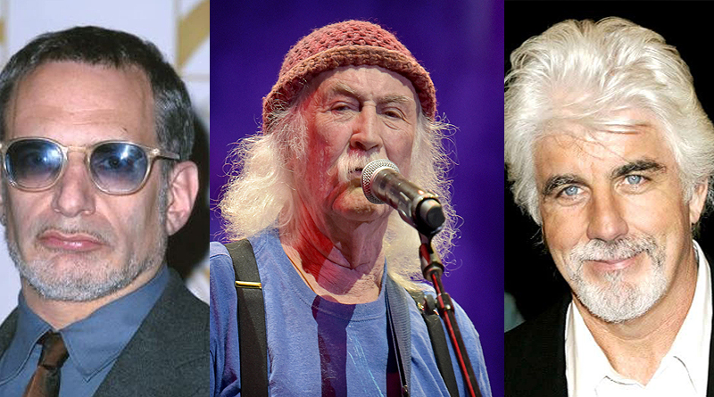 David Crosby, Donald Fagen, Michael McDonald