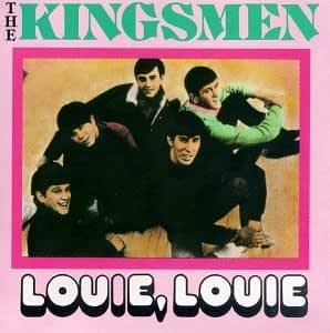 Kingsmen Louie Louie