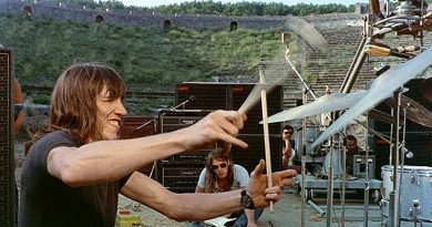 Pink Floyd Pompeya cab