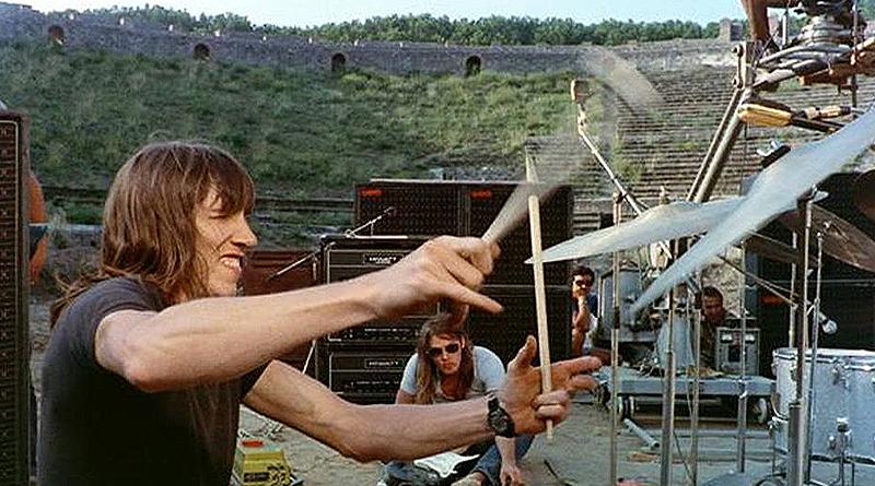 Conciertos singulares (IV): Pink Floyd en Pompeya