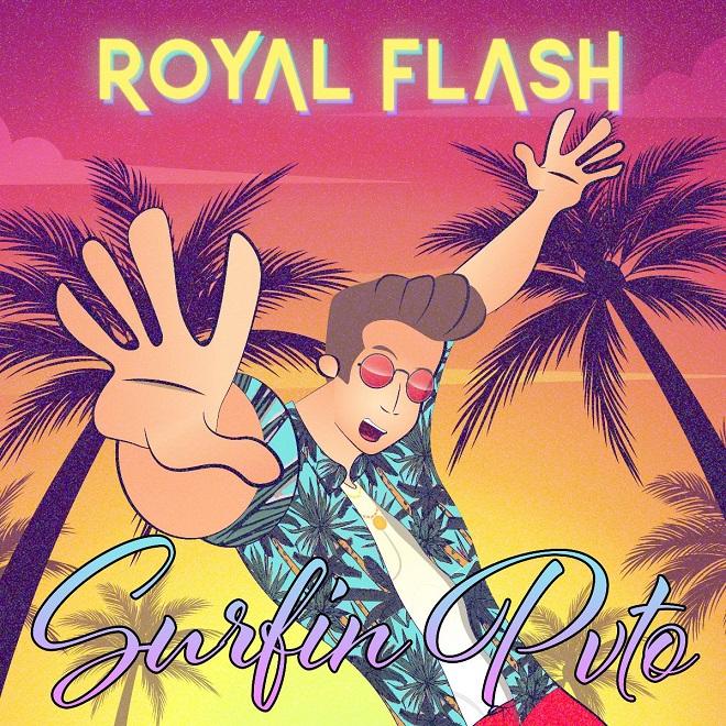 Royal Flash portada