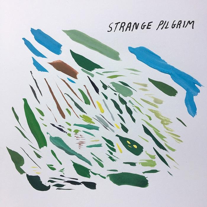 Strange Pilgrim portada single