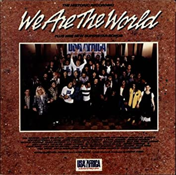 We Are The World portada